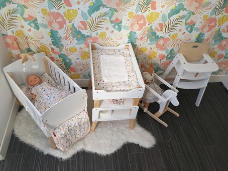 [ JEU D'IMITATION ] Les meubles pour poupées Vertbaudet