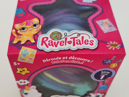 [ LOISIRS CRÉATIFS ] Les Ravel Tales