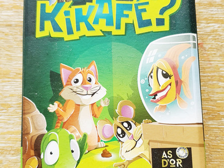 [ JEU DE SOCIÉTÉ ] Kikafé?