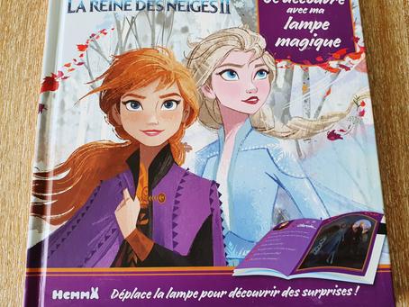[ LECTURE ] La reine des neiges II - Je découvre avec ma lampe magique