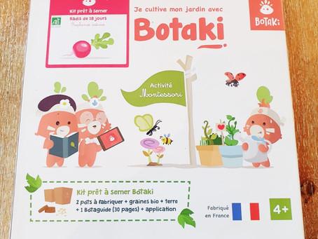 [ JARDINAGE ] Je cultive mon jardin avec Botaki