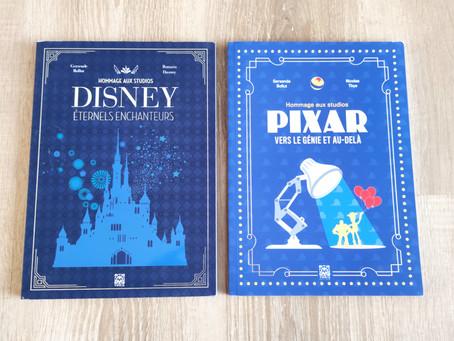[ LECTURE ] Hommages aux studios Disney et Pixar