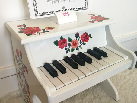 [ MUSIQUE ] Le piano Vilac