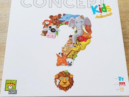 [ JEU DE SOCIÉTÉ ] Concept Kids Animaux