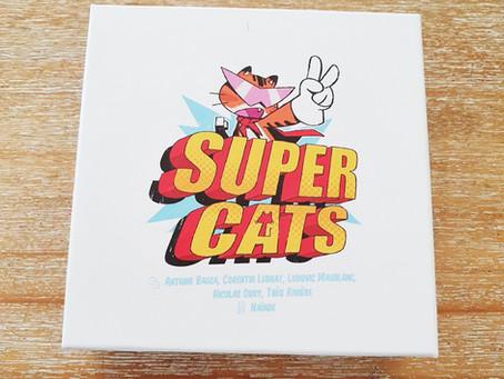 [ JEU D'AMBIANCE ] Super Cats