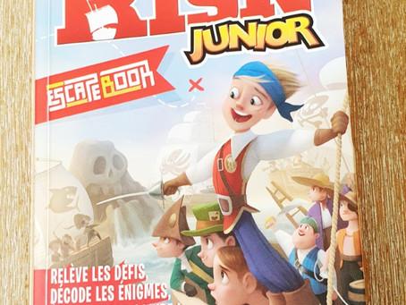 [ LECTURE ] Risk Junior - Escape Book