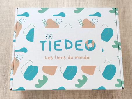 [ BOX DÉCOUVERTE ] Du voyage au creux d'une box avec Tïedeo
