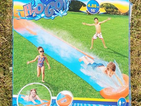 """[ PLEIN AIR ] """"H2O GO!"""" ou ventre glisse"""