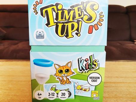 [ JEU D'AMBIANCE ] Time's Up! Kids