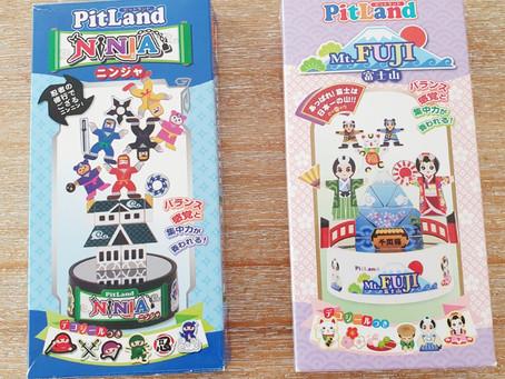 "[ JEU D'ADRESSE ] ""PitLand"" - Aimants Ninja et Mont Fuji"