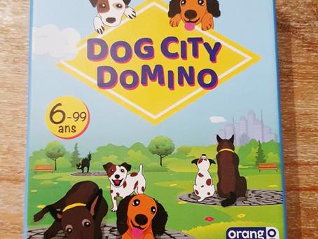 [ JEU DE SOCIÉTÉ ] Dog City Domino