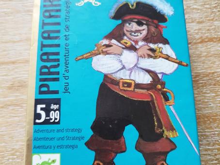 "[ JEU DE CARTES ] ""Piratatak"""