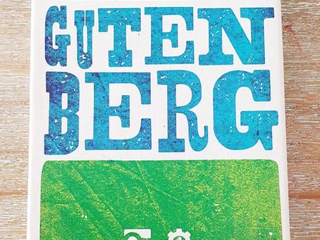 [ JEU DE LETTRES ] Gutenberg