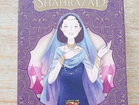 [ JEU DE SOCIÉTÉ ] Shahrazad
