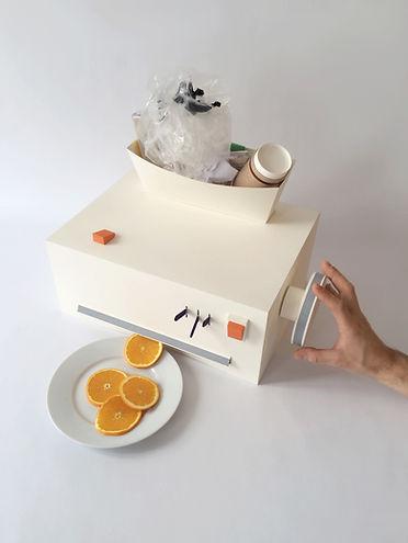 Оранжевый Slicer