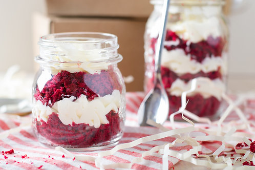Cakes-in-a-Jar