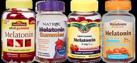 melatonina alopecia x