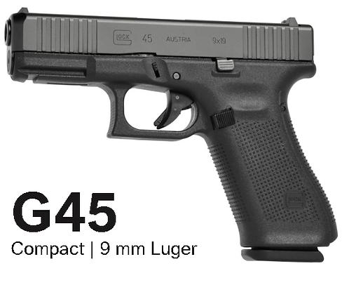 Pistola Glock G45 9mm