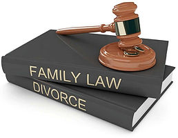 A Family Law Specialist can help your family transition through mediation, separation, or divorce if the marriage just won't work.