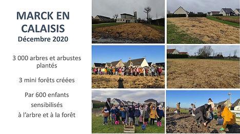 PROJET MARCK en Calaisis Décembre 2020.J