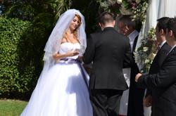 Priscila & Luis Gazebo Ceremony & Reception in Ciudamar at Killian Palms Country Club 4.3 (108)