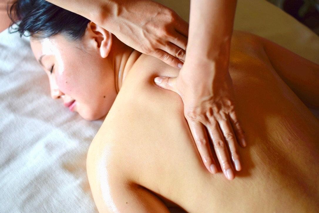 Aromatherapy Body massage 120min