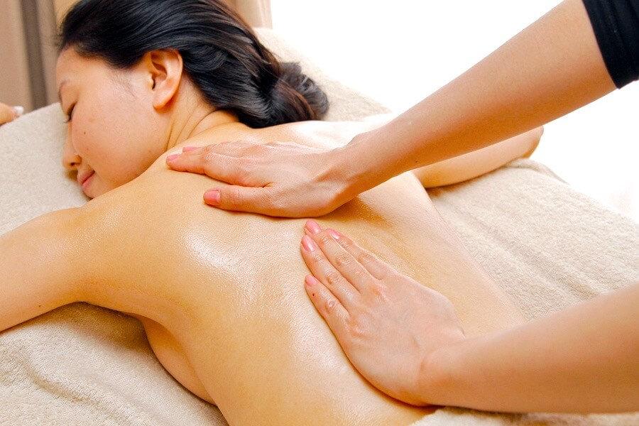 Aromatherapy Body massage 60min