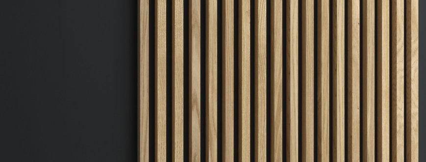Wood Oak Wall Panels