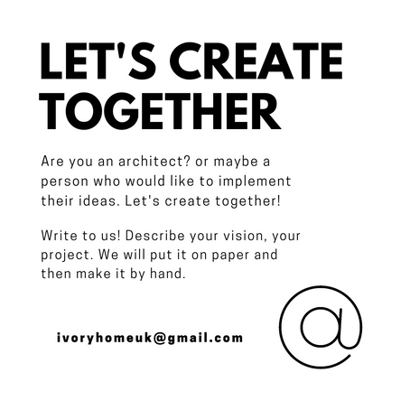 Let's create together!