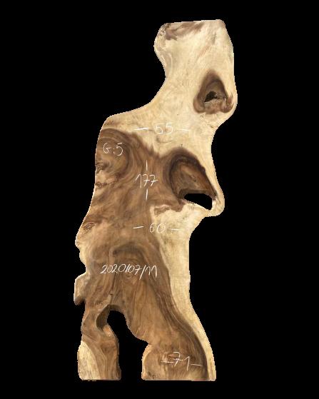 Suar Wood Top