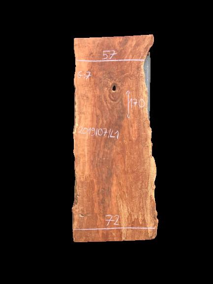 Lychee Wood Top