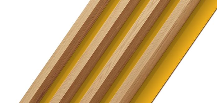 Wood Oak Wall Panels | 4 M