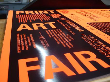 2014 The Print Art Fair