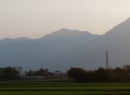 2019 Artist Residency @ Chishang Art Village