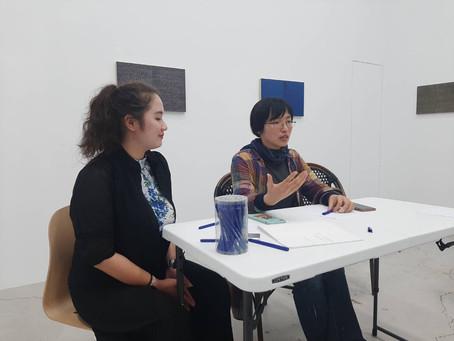 2020 Lecture:談藝術、聊創作