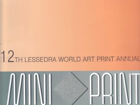 12TH Lessedra World Art Print Annual - Mini Print 2013