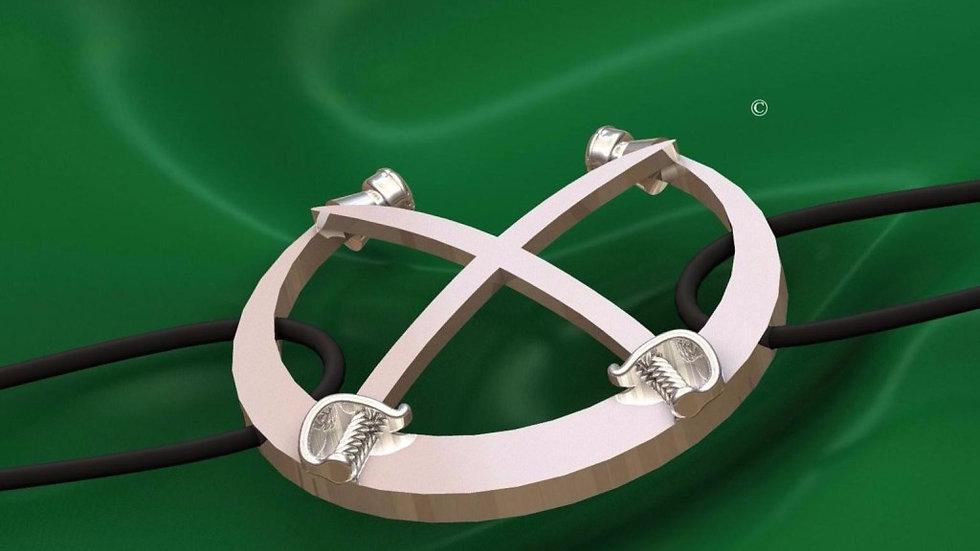 Bracelet cordon Tout Argent