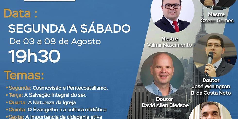 SEMANA TEOLÓGICA DA FAESP 2020/2