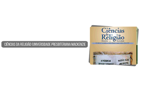 Ciências da Religião (Universidade Presb