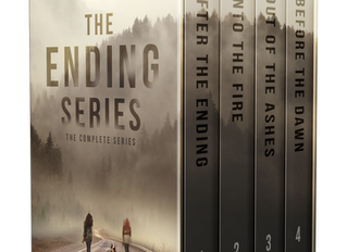 The Ending Series is now in Kindle Unlimited, so what?