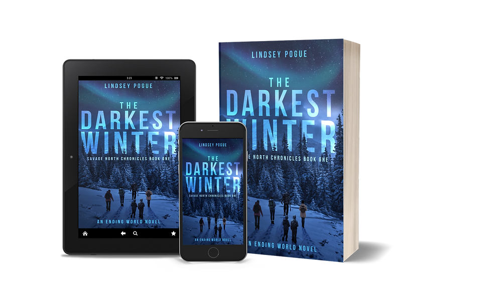 The Darkest Winter Cover