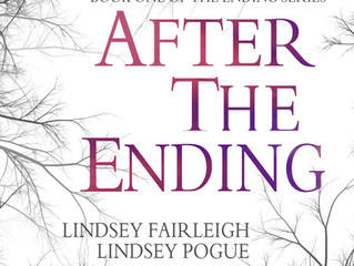 The Story Behind The Book - Publishing After The Ending, Book One