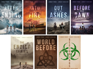 Shiny new Ending Series covers!