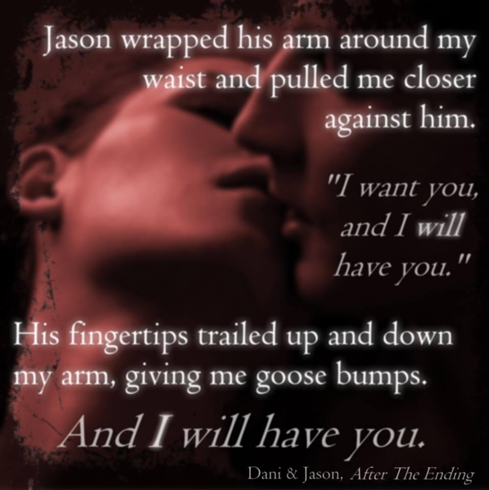 Dani and Jason