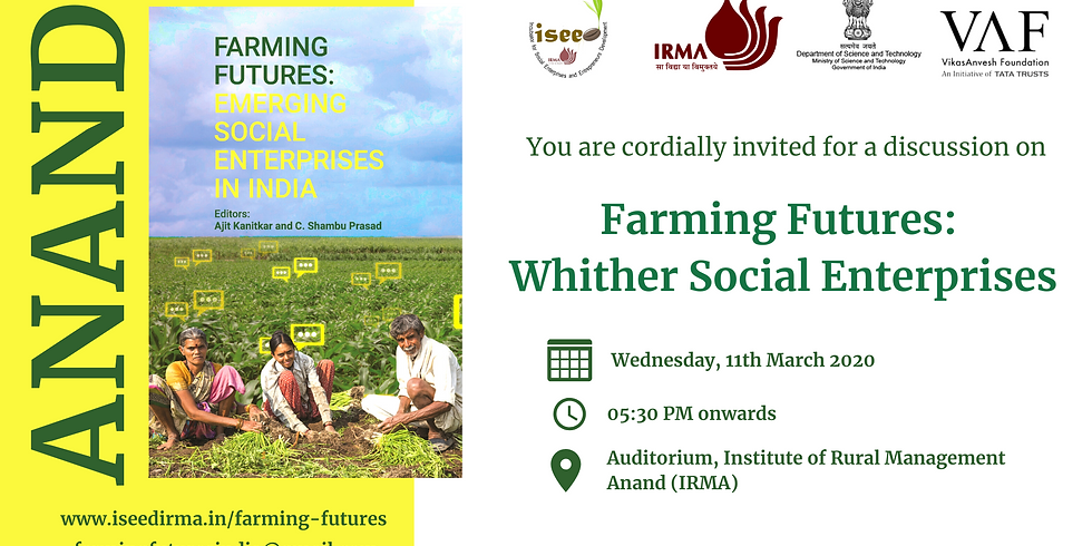 Farming Futures : Whither Social Enterprises