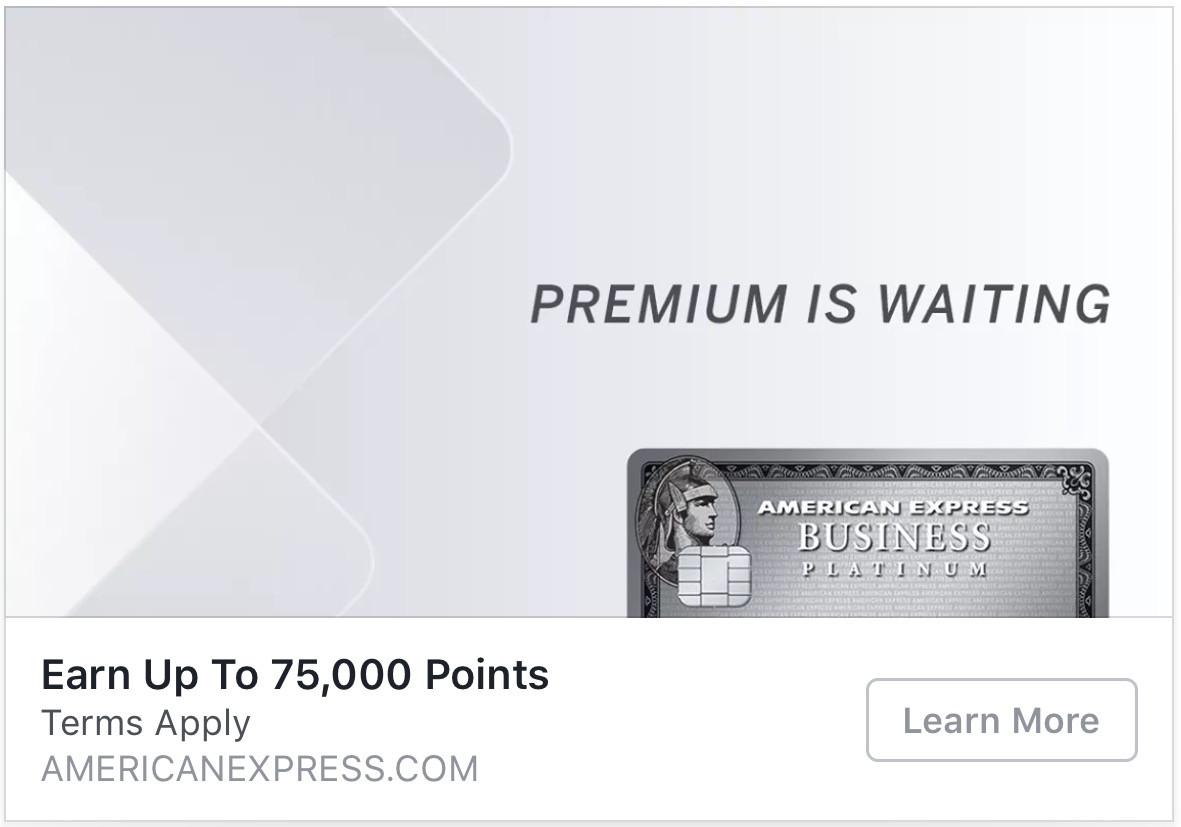 American Express Platinum Lujo Y Prestigio