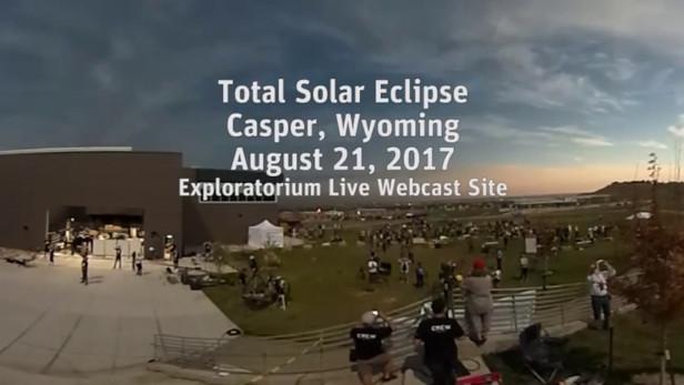 360º Total Solar Eclipse