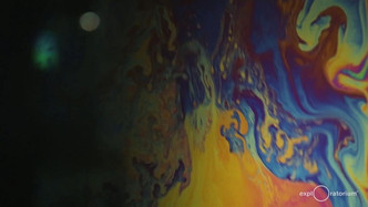 Soap Film Painting