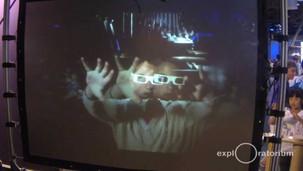 3D Live Exhibit