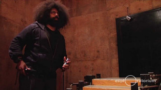 Reggie Watts in Sound Column